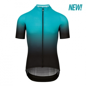 ASSOS JERSEY SS MILLE GT SUMMER C2 SHIFTER HYDRO BLUE - Click for more info