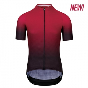 ASSOS JERSEY SS MILLE GT SUMMER C2 SHIFTER VIGNACCIO RED - Click for more info