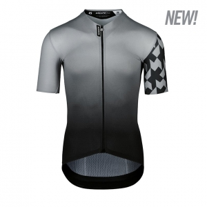 ASSOS JERSEY SS EQUIPE RS SUMMER PROF EDITION GERVA GREY - Click for more info