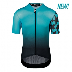 ASSOS JERSEY SS EQUIPE RS SUMMER PROF EDITION HYDRO BLUE - Click for more info