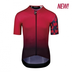 ASSOS JERSEY SS EQUIPE RS SUMMER PROF EDITION VIGNACCIO RED - Click for more info