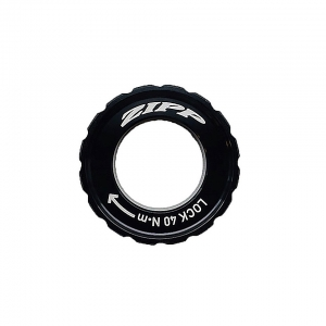 ZIPP HUB DB CL LOCKRING BLACK - Click for more info
