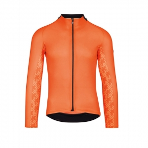 ASSOS MILLE GT LS JERSEY LOLLY RED - Click for more info