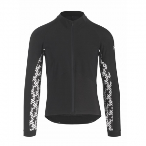 ASSOS JACKET GT MILLE SPRING / FALL BLACK SERIES - Click for more info