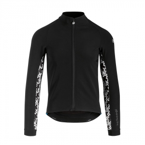 ASSOS JACKET WINTER MILLE GT BLACK SERIES - Click for more info