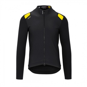 ASSOS EQUIPE RS SPRING FALL JACKET BLACK SERIES - Click for more info