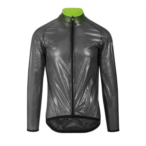 ASSOS MILLE GT CLIMA JACKET EVO VISIBILITY GREEN - Click for more info
