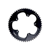 SRAM CRING 10SPD 110BCD NHB RED 50T BLK - Click for more info