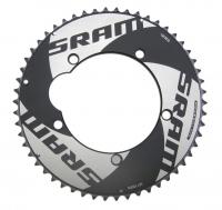 SRAM CRing TT RED 54T 130BCD 10SPD Blk - Click for more info