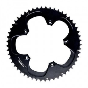 SRAM CRing Red 52T 110BCD 10SPD Blk - Click for more info