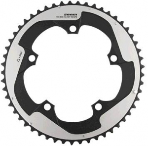 SRAM CRing 50TYAW 110BCD10SPD GRY - Click for more info