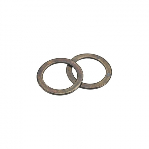 TIME PEDALS REPLACEMENT CHROME-MOLY WASHERS (QTY 2) - Click for more info