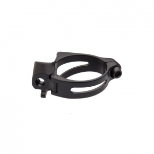 SRAM Derailleur Clamp FRT 34.9 RED Blk - Click for more info