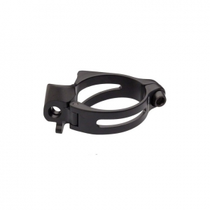 SRAM Derailleur Clamp FRT 31.8 RED Blk - Click for more info