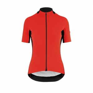 ASSOS JERSEY SS.LAALALAI EVO8 NATIONAL RED - Click for more info