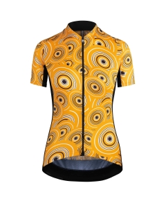 ASSOS JERSEY SS UMA GT CAMOU BOREALIS ORANGE - Click for more info
