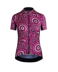 ASSOS JERSEY SS UMA GT CAMOU MIDNIGHT PURPLE - Click for more info