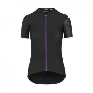 ASSOS DYORA RS SUMMER SS JERSEY BLACK SERIES - Click for more info