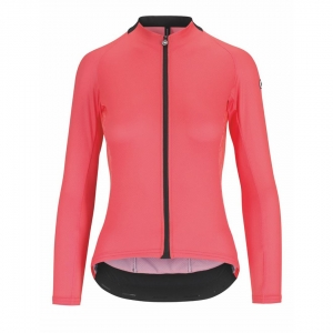 ASSOS JERSEY LS.UMA GT SUMMER GALAXY PINK - Click for more info