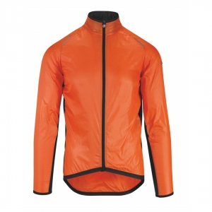ASSOS SHELL WIND JACKET MILLE GT LOLLY RED - Click for more info