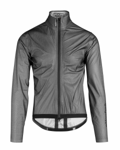 ASSOS EQUIPE RS RAIN JACKET BLACK SERIES - Click for more info