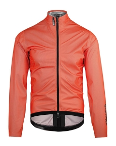 ASSOS EQUIPE RS RAIN JACKET LOLLY RED - Click for more info