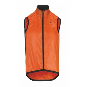 ASSOS SHELL WIND VEST MILLE GT LOLLY RED - Click for more info