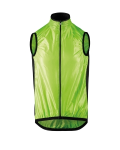 ASSOS BLITZ VEST MILLE GT VISIBILITY GREEN - Click for more info