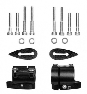 3T ABar Combo Clamp CONV Kit - Click for more info