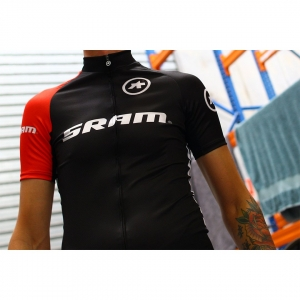 ASSOS SS JERSEY CLUB GEAR SRAM - Click for more info