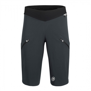 ASSOS TRAIL CARGO SHORTS TORPEDO GREY - Click for more info