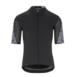 ASSOS XC SHORT SLEEVE JERSEY BLACK SERIES - Click for more info