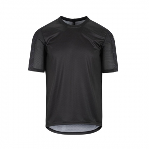 ASSOS TRAIL SS JERSEY BLACK SERIES - Click for more info