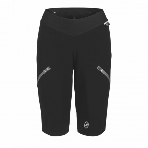 ASSOS SHORT CARGO WOMEN RALLY TORPEDO GREY - Click for more info
