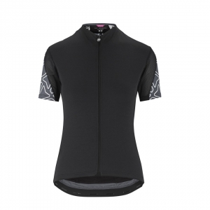 ASSOS XC WOMAN SHORT SLEEVE JERSEY BLACK SERIES - Click for more info