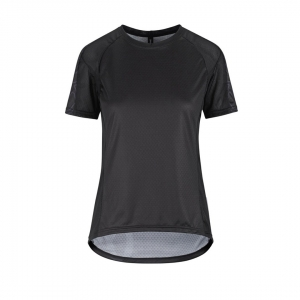 ASSOS TRAIL WOMEN'S SS JERSEY BLACK SERIES - Click for more info