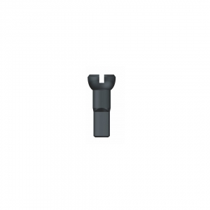 SAPIM NIPPLE 2.0 X 14MM HEX SECURE LOCK BRASS 16CNM BLACK - Click for more info