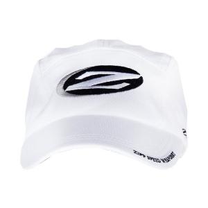 ZIPP WHITE COOLMAX RUNNING HAT - Click for more info