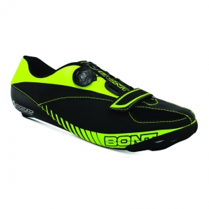 BONT BLITZ BLACK/NEON YELLOW WIDE FIT - Click for more info