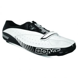 BONT BLITZ WHITE/BLACK WIDE FIT - Click for more info
