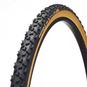 Challenge Tyre Open.Limus 33c 300Tpi Tan - Click for more info
