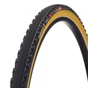 Challenge Tyre Open.Chicane33c 300TpiTan - Click for more info