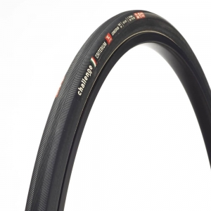 Challenge Tyre TU.Crit 25mm 320Tpi Blk - Click for more info