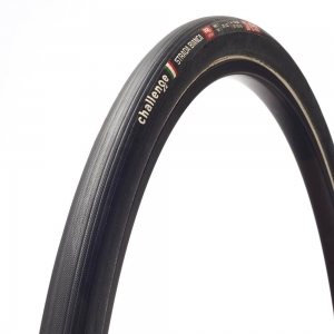 Challenge Tyre TU.StradaPRO25mm300TpiBlk - Click for more info