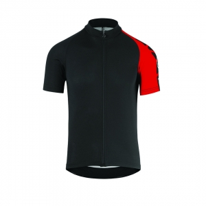 ASSOS JERSEY SS.MILLE EVO7 NATIONAL RED - Click for more info