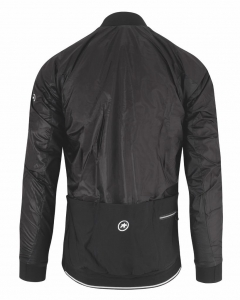 ASSOS JACKET MILLE EVO7 NATIONAL RED
