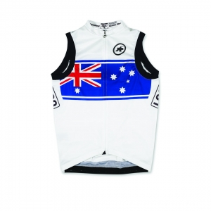 ASSOS JERSEY NS.NEOPRO EVO7 AUSTRALIA FLAG - Click for more info