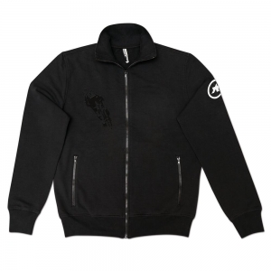 Assos Jacket Felpa Corp Block Black M - Click for more info