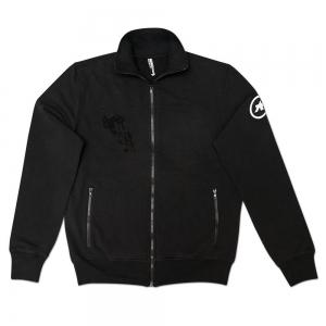 Assos Jacket Felpa Corp Block Black S - Click for more info