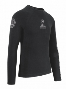 ASSOS LS SKINFOIL SPRING S7 BLACK - Click for more info